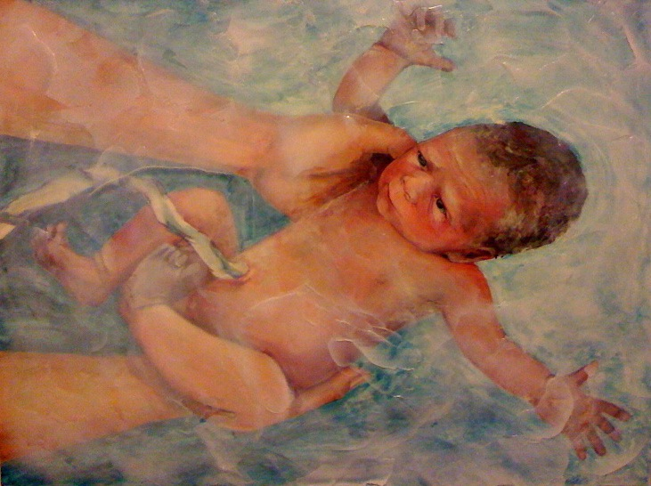 Waterbirth Welcome